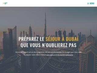 Découvrir Dubaï