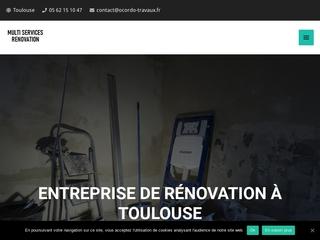 Rénovation générale à Toulouse