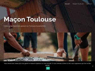 Service de maçonnerie à Toulouse