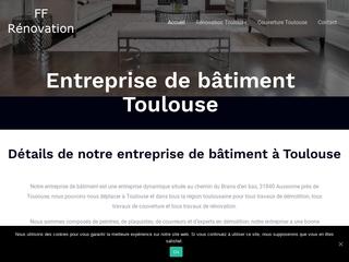 Entreprise de bâtiment à Toulouse