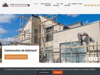 Entreprise générale de bâtiment près de Béthune à Quernes