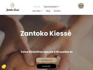 kinésithérapeute à domicile à Bruxelles