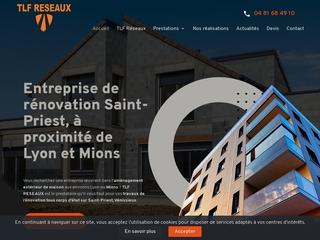 Entreprise de rénovation Saint-Priest, à proximité de Lyon et Mions