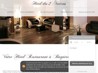 Votre hôtel restaurant à Bagnères de Luchon