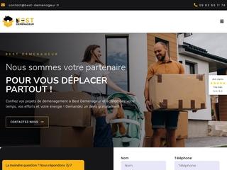 Société de déménagement à Paris et en Île de France