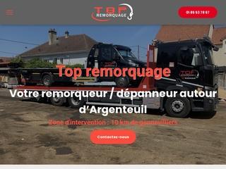 Dépanneur et remorqueur à Argenteuil