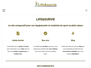 Life And Survie