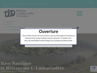 Base Nautique et Restaurant L'Embarcadère