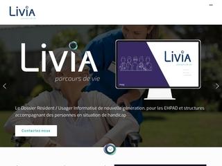 Livia-parcours de vie