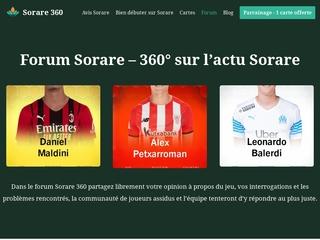 Forum Sorare