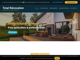 Total Rénovation by Alliance Energy Thermic