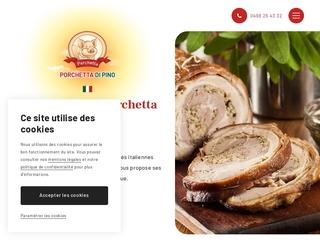 Porchetta Di Pino