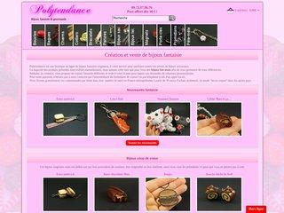 Bijoux fantaisie de qualité - Polytendance