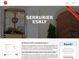 Serrurier Esbly