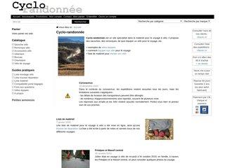 Bagagerie ortlieb : Cyclo-randonnée