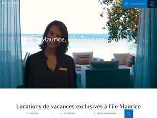 Locations luxueuses à l'île Maurice