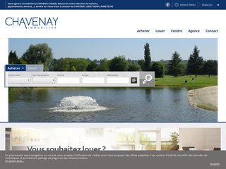 Immobilier à Chavenay