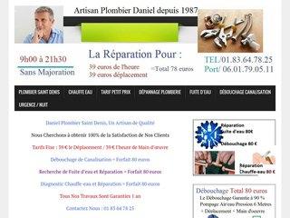 Plombier Saint-Denis
