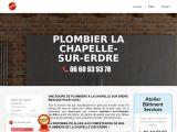 Plombier à La-Chapelle-sur-Erdre