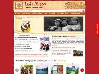 Tonkin Voyages - Agence de voyage francophone au Vietnam