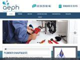 AEPH: Votre plombier chauffagiste à Linselles