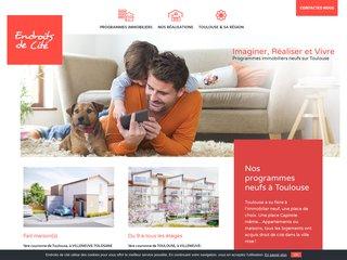 Acheter son appartement neuf à Toulouse avec Endroits de Cité