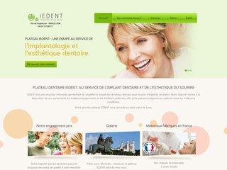 Le Centre d'implants dentaires et d'Esthétique Dentaire IEDENT