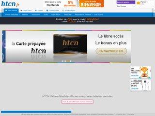 HTCN vente de pièces détachées et accessoires iphone