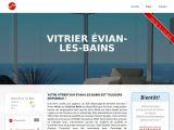 Vitrier Evian-les-bains