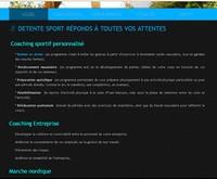Détente Sport, service de coach sportif sur Bordeaux