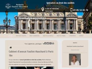 Votre avocat à Paris 18 en droit commercial