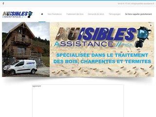Service de désinsectisation dans les Alpes-Maritimes