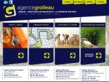 Agences immobilières Grolleau en Vendée