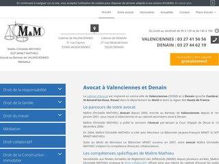 Avocat droit de la famille Valenciennes