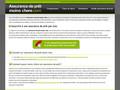 Assurance-pret-moins-cher.com