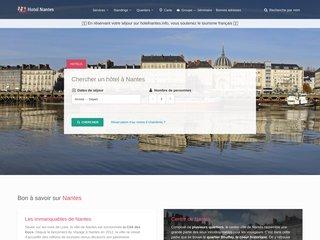 Nantes et ses hôtels