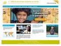 Vision du monde  – aider un enfant dans le monde