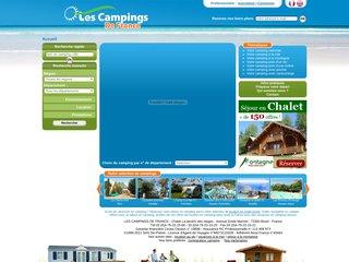 Guide du camping en France