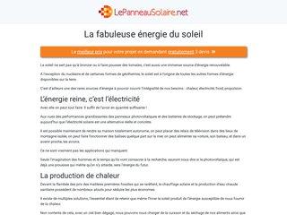 Le Panneau solaire : Nos conseils pour votre installation