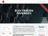 Électricien Faverges