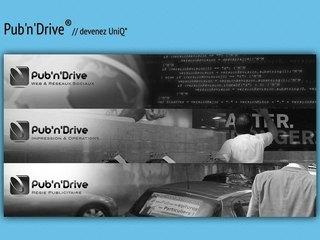 Agence de création de site internet Pub'n'Drive