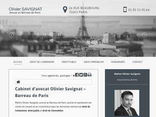 Votre avocat au barreau de Paris