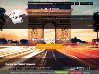 Coursier Paris