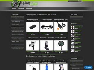 Espioncam.com Cameras Espions