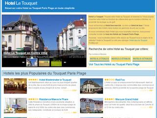 Hôtel le Touquet