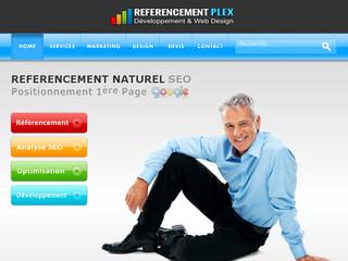 Référencement naturel - Plex Concept