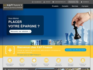 K&P Finance : défiscalisation
