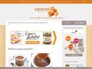 Caramel au beurre sale