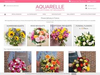 Livraison de fleurs avec votre fleuriste en ligne