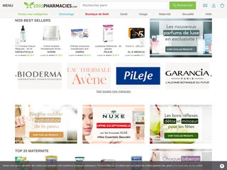 Médicament en ligne sur 1001 pharmacies